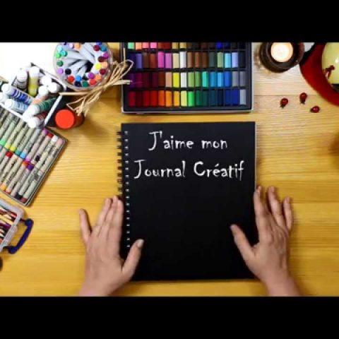 Journée thématique – Mon journal créatif