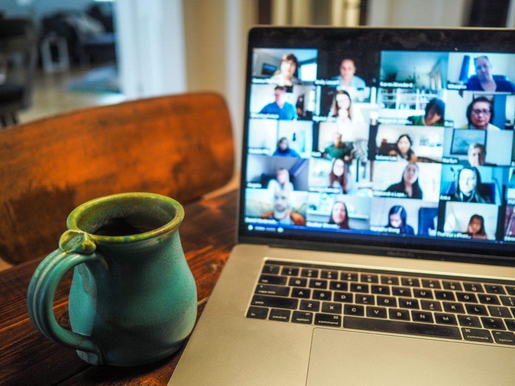 Café-rencontre – Comment participer à une rencontre à distance avec la plateforme Zoom