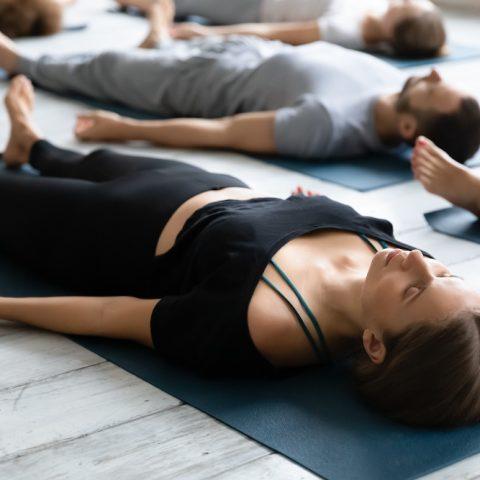 Séance de yoga nidra